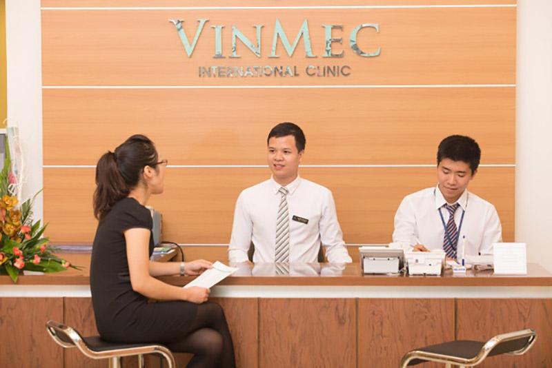 Phòng khám Vinmec dự án